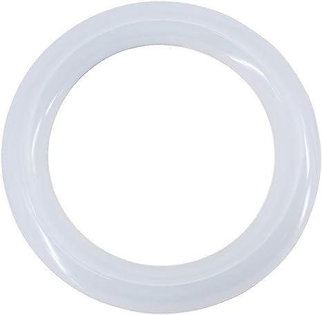t9 led circline light bulb 8 inch 10w 6000k cool white 1200lm, jesled 8\
