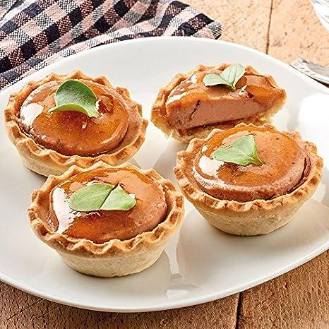 Paté de Pato Gourmet de Sabor Suave al Moscatel Malvasía, lata abre fácil de 130 g: Amazon.es: Alimentación y bebidas