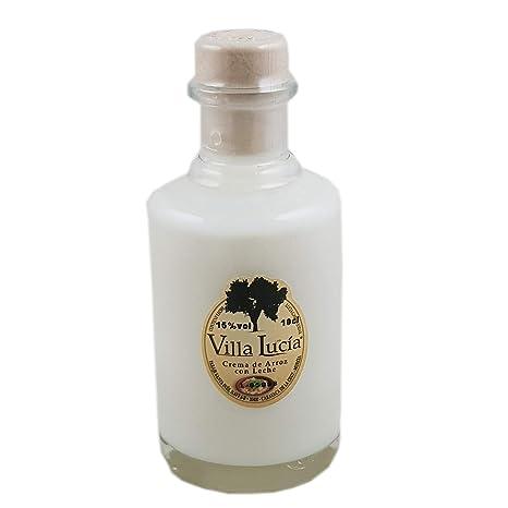 Botellin Agarve licor arroz con leche 10 cl - 1 unidad