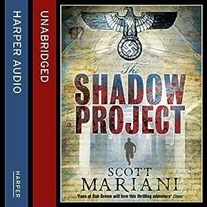 The Shadow Project: Ben Hope, Book 5 Audiobook