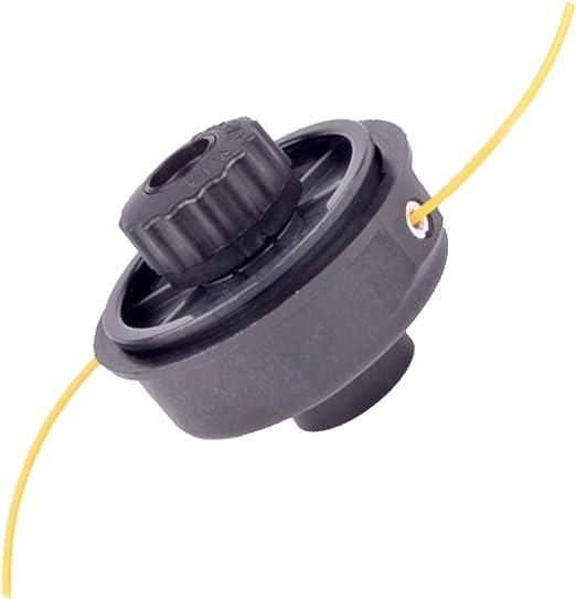Spares2go Kit de cabezal de carrete de hilo para desbrozadora, carrete, para modelos Homelite F2020 F2030 F2040: Amazon.es: Hogar