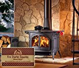 Midwest Hearth Fire Starter Squares Quick-Light