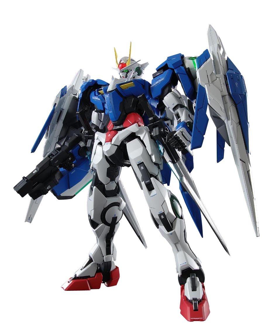 161016 1/60 Perfect Grade OO Raiser Gundam Double Zero