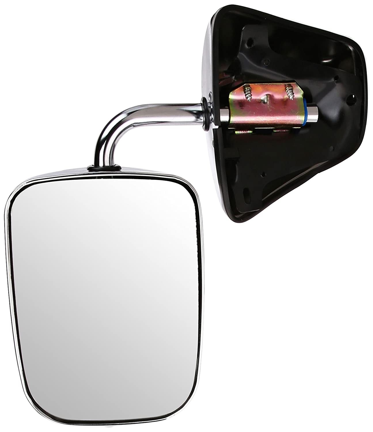 Fit System H3621GM Driver Side Replacement OE Style Manual Folding Mirror