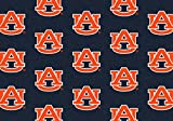 Milliken 4000018826 Auburn College Repeating Area Rug, 5'4'' x 7'8''