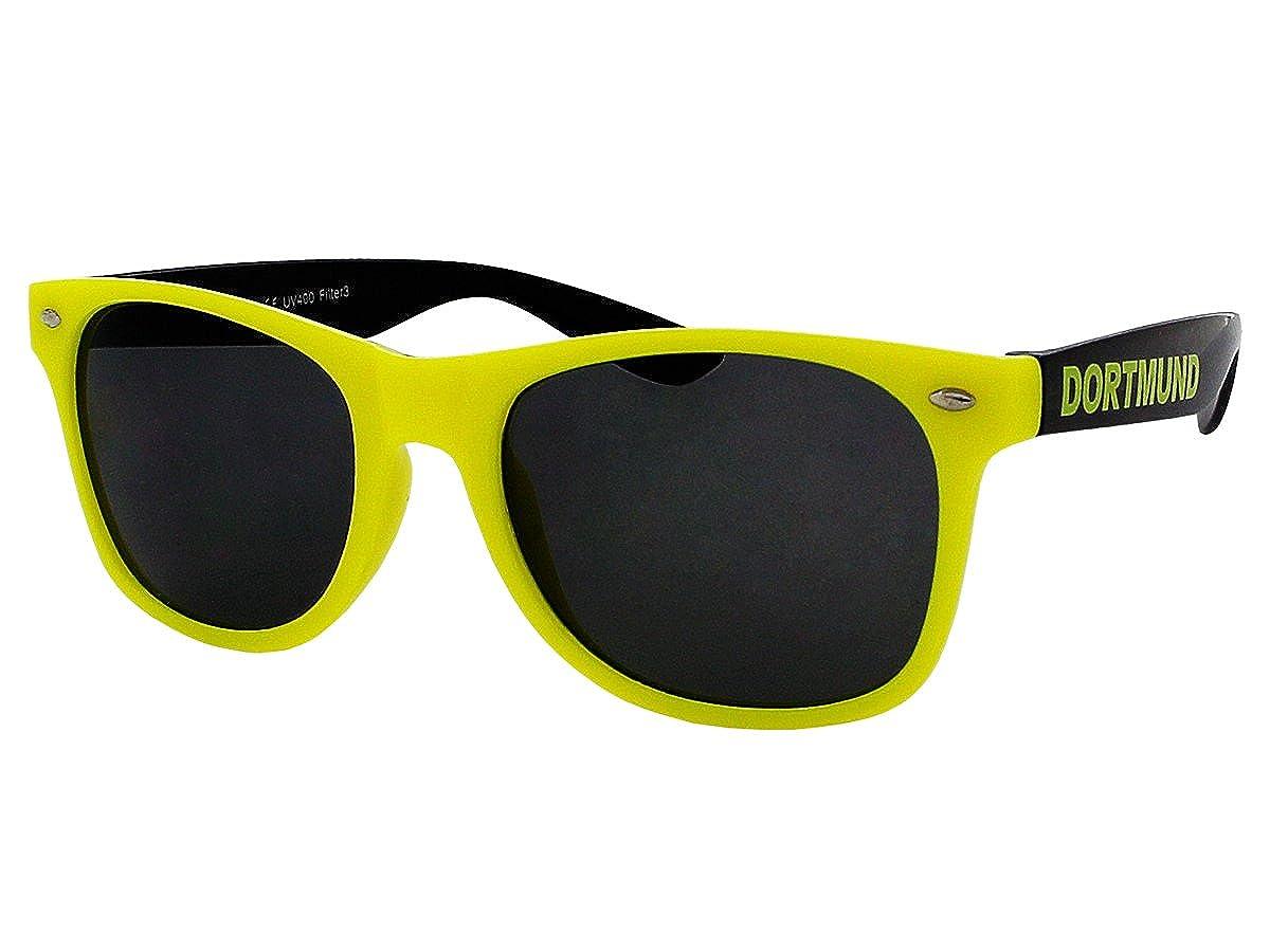 Alsino Dortmund Sonnenbrille Brille Nerdbrille Städtebrille Funbrille Fanbrille