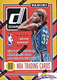 2015/2016 Panini Donruss NBA Basketball Factory Sealed Retail Box with AUTOGRAPH or MEMORABILIA & 11 Packs! Look for RC & Autographs of Karl-Anthony Towns, Kristaps Porzingis, D'Angelo Russell & More!