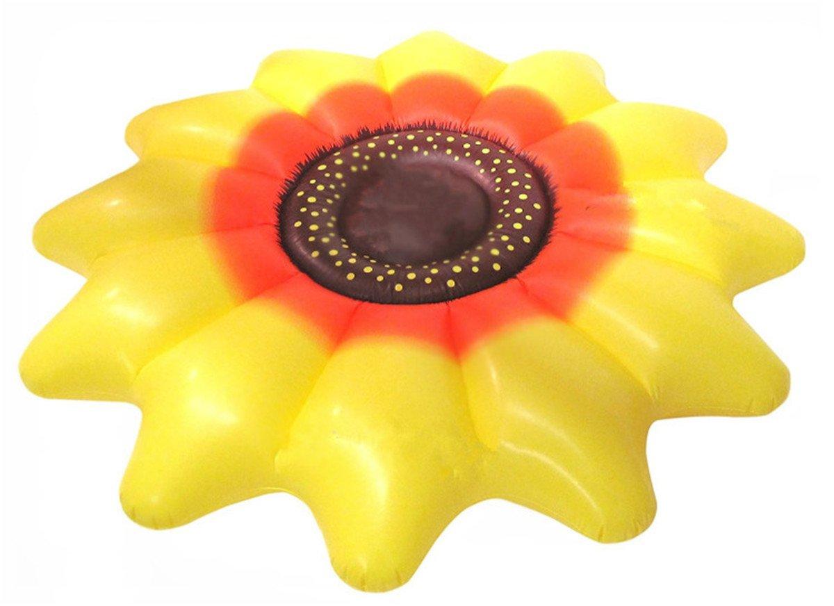 Lianshi - Piscina de girasol para diversión y relajación