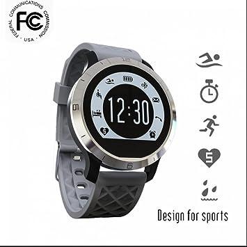 Bluetooth Smart Watch Inteligente Reloj de pulsera Push ...