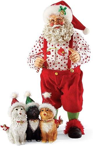 Department 56 Possible Dreams Micestro Santa Figurine