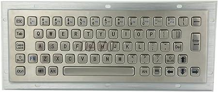 Kiosk Metal Keypad Acero inoxidable vandalismo: Amazon.es ...