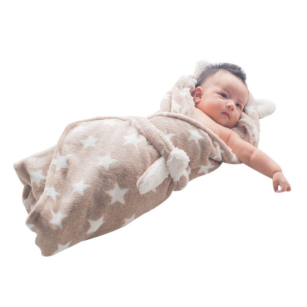 Manta de pañales de bebé recién nacido Nacimiento - GreForest ...