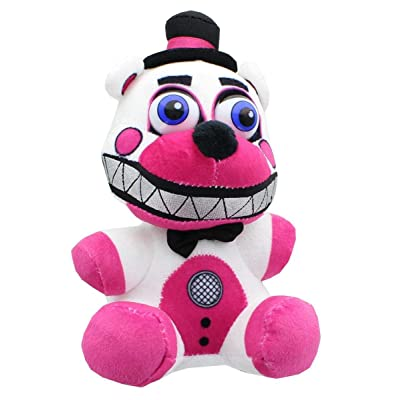 "Five Nights at Freddy's Sister Location 6.5"" Plush: Funtime Freddy: Toys & Games"