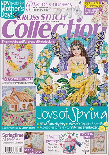 Cross Stitch Collection Magazine - Cross Stitch Collection Magazine March 2015