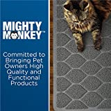 MIGHTY MONKEY Premium Cat Litter Trapping