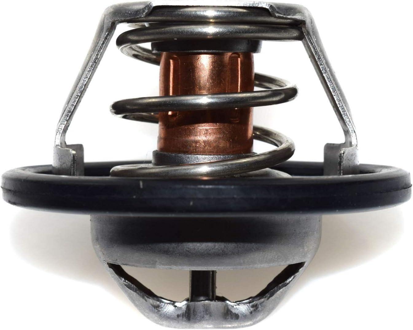 FKYNB Coolant Thermostat /& Housing for Renault Clio II Kangoo Laguna Megane Logan Scenic 8200772985 7700101179 8200561420