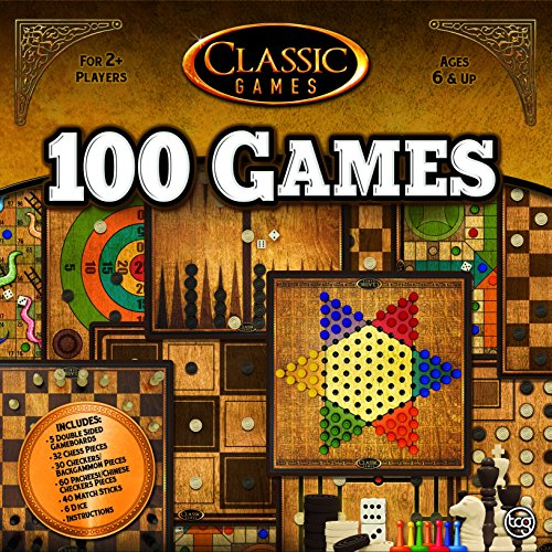 TCG Toys 100 Classic Games Collection