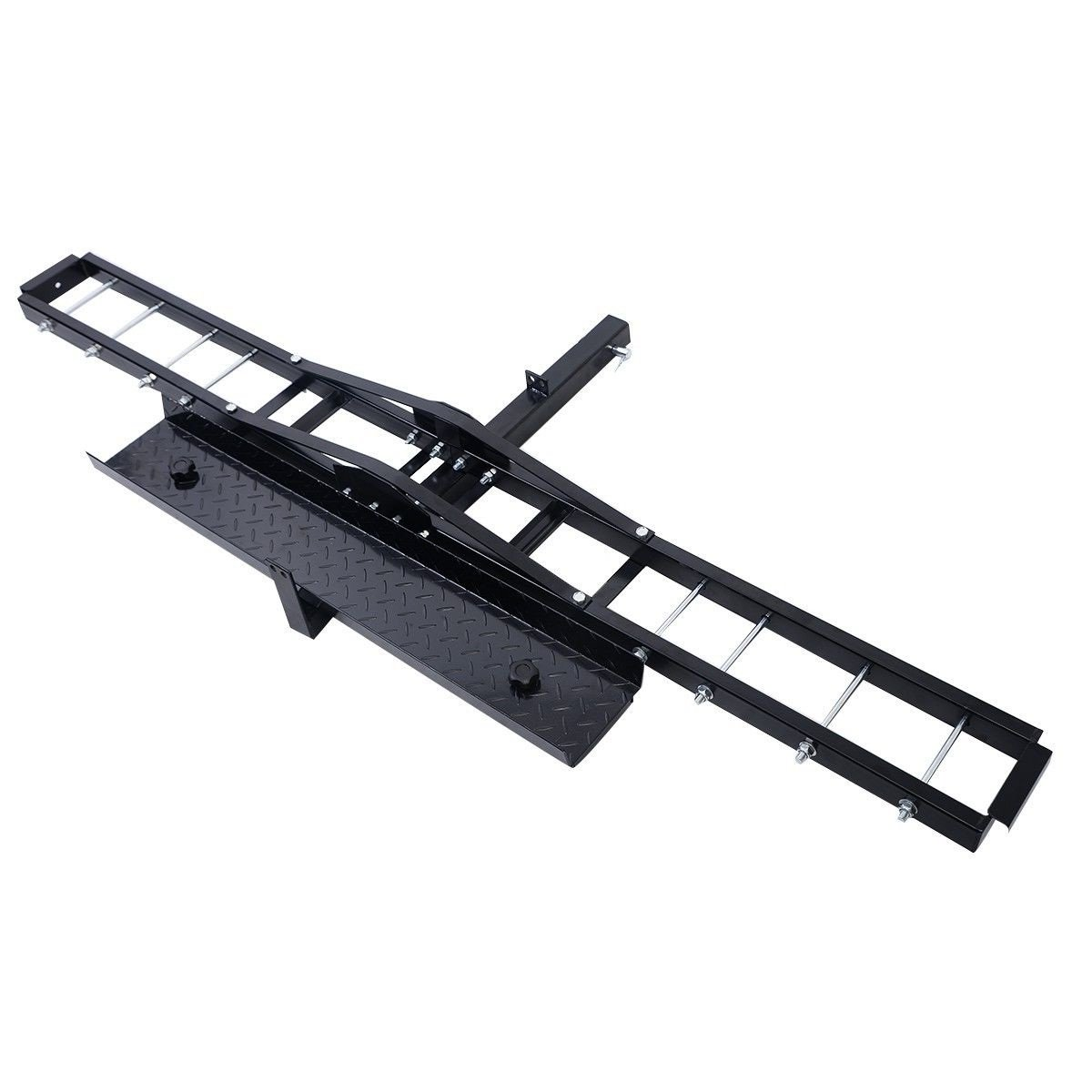 Scooter Hitch Mount Motorcycle Transporter Rack