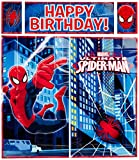 Best Amscan Man Posters - 5-Piece Spider-Man Scene Setter Set, Multicolored Review