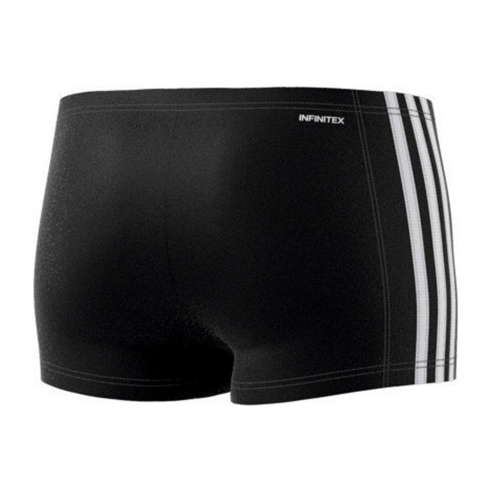 Adidas Men's Infinitex EC 3?Strips Bx, Men, Herren Badehose Infinitex Ec 3 Streifen Bx
