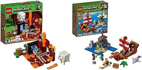 LEGO MINECRAFT BLAZE FROM SET 21122 /& 21143