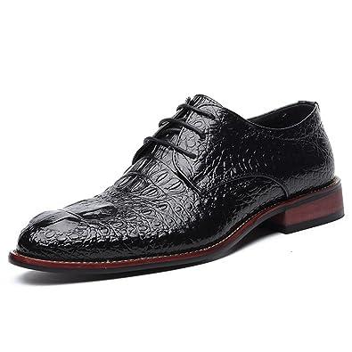 Chaussures à bout pointu à lacets noires Business homme classique Parcourir En Ligne Pas Cher Grande Vente Prix Pas Cher eLNPt