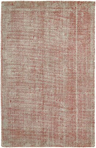 Feizy Rugs Landon Collection Imported Area Rug, 8′ x 11′, Pomegranate