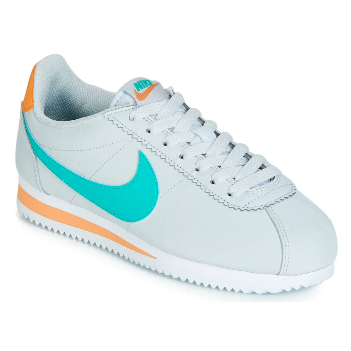cheap for discount 72496 8b34d Nike Womens Classic Cortez Leather Womens 807471-019