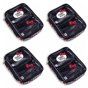 ZUCA Hello Kitty - Juego de 4 mini bolsas grandes y ocho ...
