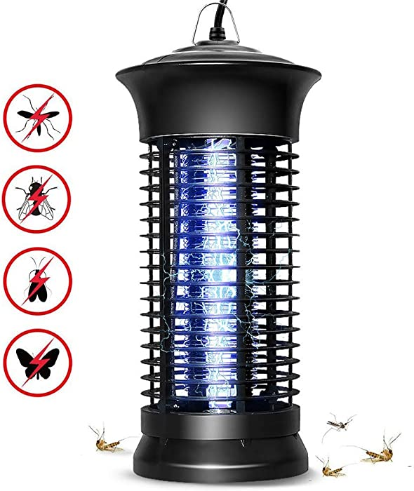 Top 9 Blue Light Bug Zapper For Inside The Home
