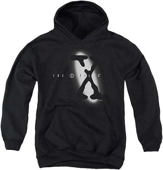 X Files Spotlight Logo Youth T-shirt