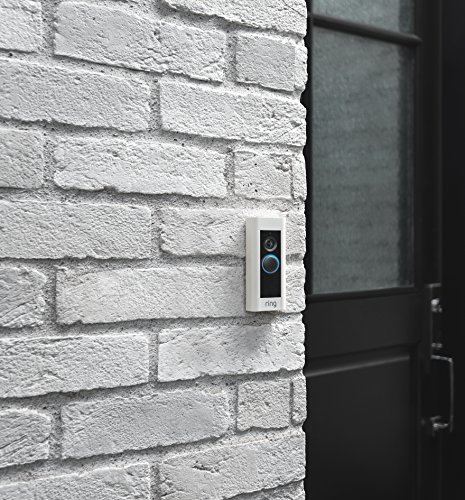 Ring Video Doorbell Pro (Existing Doorbell Wiring Required)