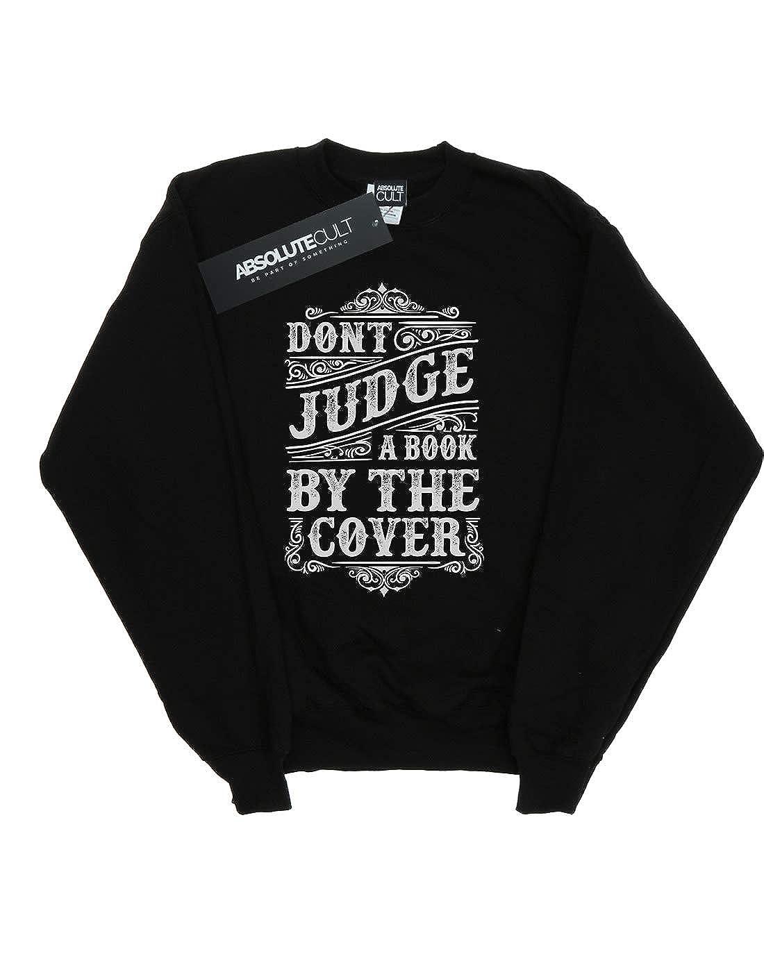 Absolute Cult Drewbacca Girls Dont Judge Sweatshirt