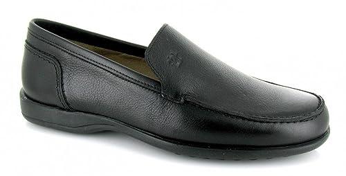 Pitillos, 820, Copete negro de Hombre, talla 44: Amazon.es: Zapatos y complementos