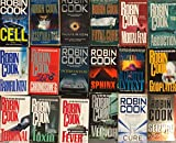 img - for Robin Cook Medical Thriller Collection 18 Book Set book / textbook / text book