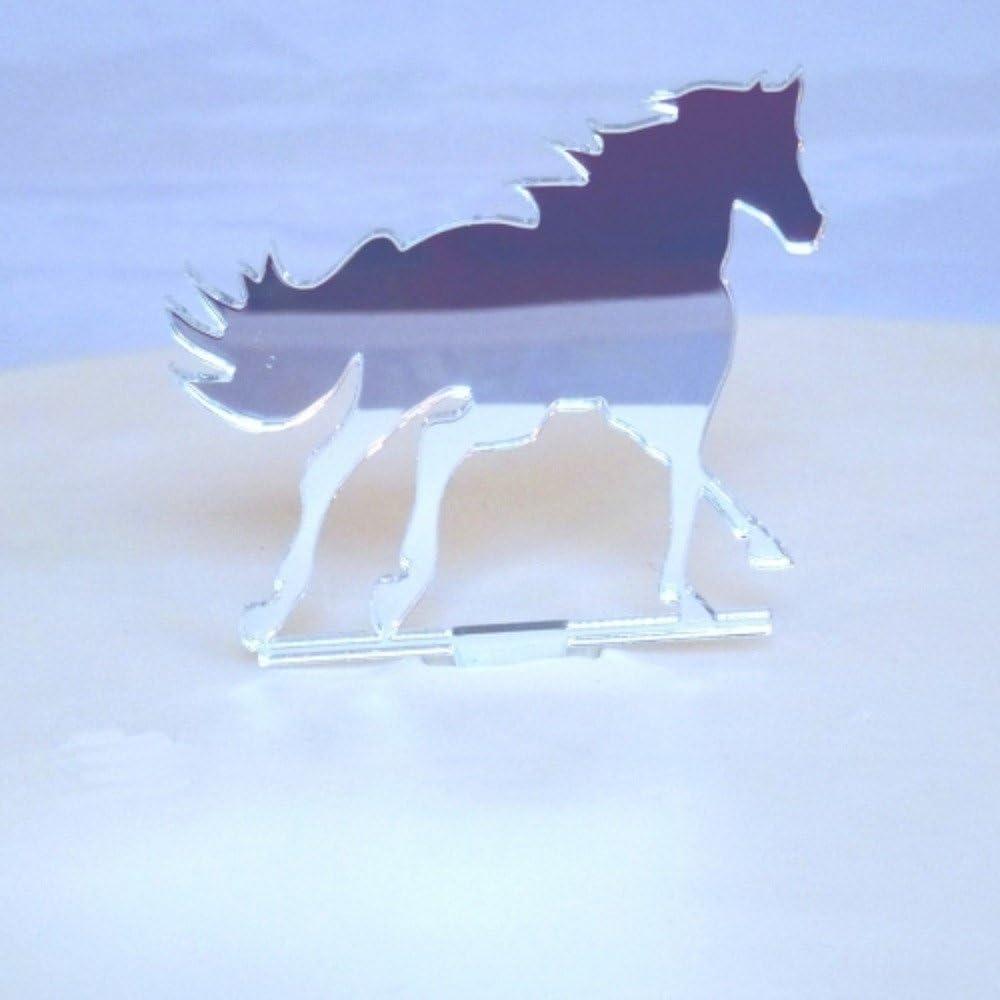 Decoración para tarta de caballo