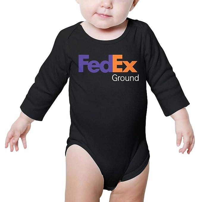 9616034107890 Amazon.com: Baby Girls Babyboys FedEx-Ground-Long Sleeve Fashion ...