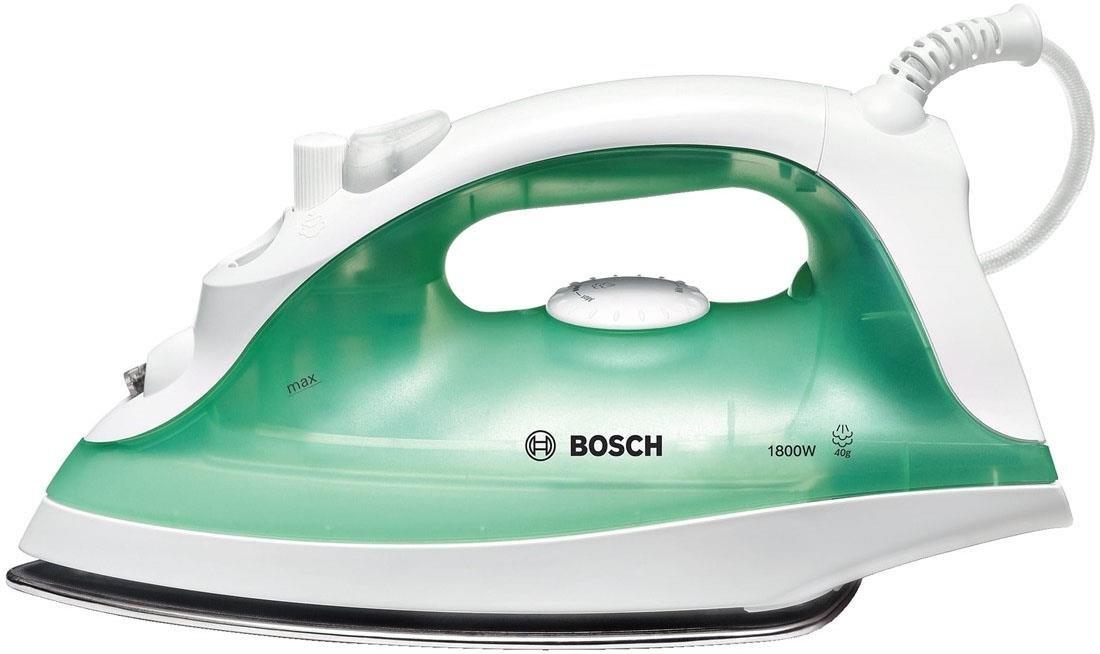Bosch TDA2315 Ferro da Stiro, 1800 Watt, Piastra Inox [Classe di efficienza energetica A] ferro; stiro; vapore; bosch;