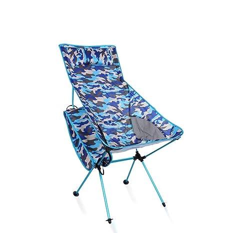 Silla portátil for acampar - Sillas plegables ultraligeras ...