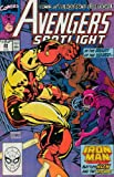 Avengers Spotlight #29 : Featuring Hawkeye and Iron Man (Acts of Vengeance - Marvel Comics)
