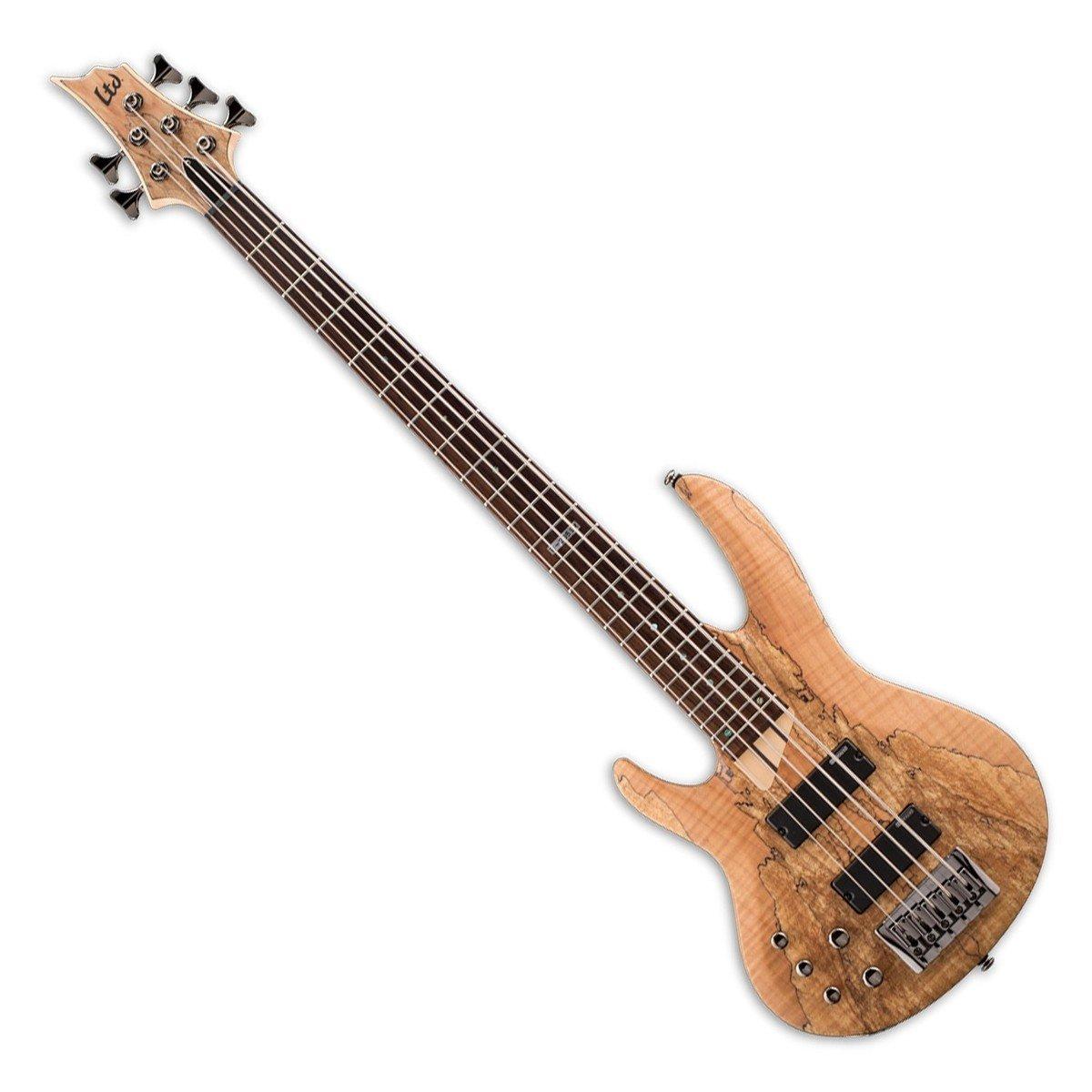 ESP LTD B-205SM LH NATURAL SATIN B205SM 5弦ベース 左利き用 エレキ ベース エレクトリックベース [並行輸入品]   B07DDBPXKG