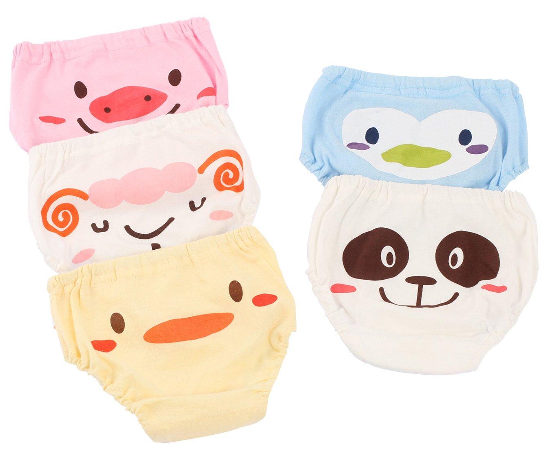 Baby Boys Potty Training Pants Reusable Underwear Votton Cotton Nappy Cover Joyo roy