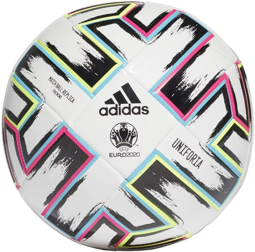 adidas Uniforia League - Balón de fútbol: Amazon.es: Deportes y ...