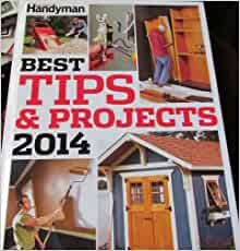 The family handyman best tips projects 2014 for Family handyman phone number