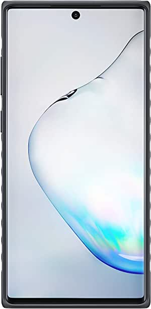 Samsung EF-RN975CBEGWW Galaxy Note10+ Protective Cover, Black