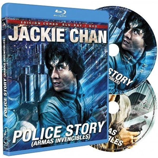 Police Story: Armas Invencibles - Cb [Blu-ray]: Amazon.es: Jackie ...