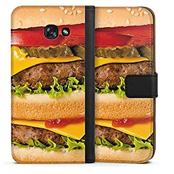 coque samsung galaxy a5 2017 hamburgers