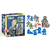 Fallout Nanoforce Series 1 Army Builder Figure Collection - Boxed Volume 1 | Vault Boy | Nuka Cola | Special Edition Collectible Gaming Figures |