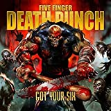 Five Finger Death Punch: Got Your Six (Standard CD) (Audio CD)