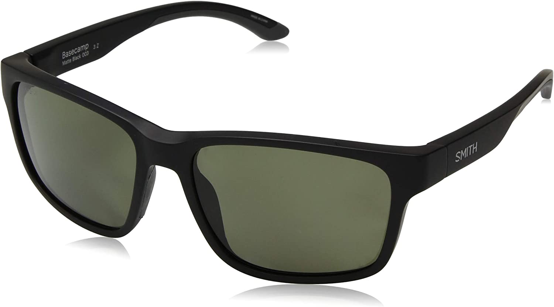 Smith Optics Mens Basecamp Sunglasses